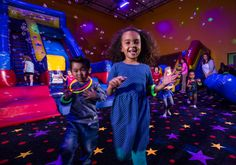 Kids Parties Done Right in CA - Pump It Up Lake Balboa,Sherman Oaks, Encino