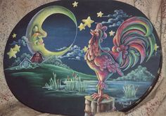 Free Tole Painting Patterns Chickens | The Tole Mine - Home of Sechtem's Wood Products -