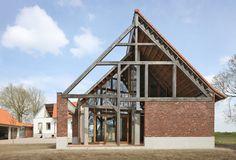 architecten de vylder vinck taillieu - CG house, Pajottenland...