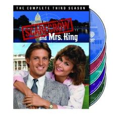 Scarecrow and Mrs_King_ Bruce_Boxleitner_Kate_Jackson. Great Tv Shows, Old Tv Shows, Movies And Tv Shows, Amanda King, Bruce Boxleitner, Kate Jackson, Famous Couples, Mystery Thriller, Images Google