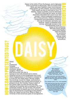 Daisy from The Great Gatsby A Level English Literature, American Literature, Classic Literature, The Great Gatsby Characters, Bullet Journal Netflix, Exams Tips, Good Luck To You, Teacher Education, Writing Words