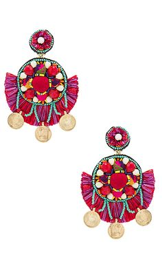 Shop for Ranjana Khan Statement Earring in Red at REVOLVE. Free 2-3 day shipping and returns, 30 day price match guarantee.