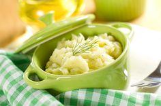 Purée de chou-fleur, brocolis et saumon pour bébé