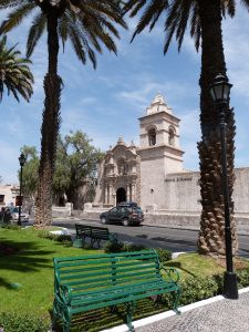 Beautiful Arequipa, Peru