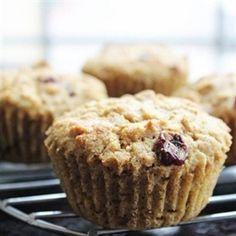 Gezond tussendoortje: Havermout muffins