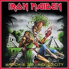 Iron Maiden - Mexico City 2011