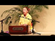 Bhaja Mana Ma with Vani Devi Spiritual Awakening, Peace Of Mind, Singing, Germany, Spirituality, Mindfulness, Yoga, Videos, Youtube
