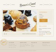 brownscourt.com #website #design