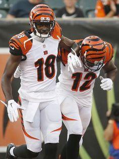 2d3dc555c Photo  Cincinnati Bengals wide receiver A.J. Green (18)