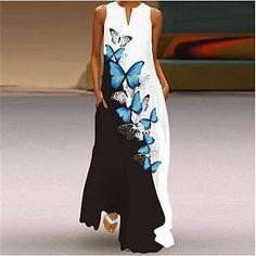 LightInTheBox - Global Online Shopping for Dresses, Home & Garden, Electronics, Wedding Apparel Tiger Print Dress, Butterfly Print Dress, Black And White Summer Dresses, Summer Dresses For Women, Elegant Dresses For Women, Casual Dresses, Long Dresses, Maxi Dresses, Girls Dresses
