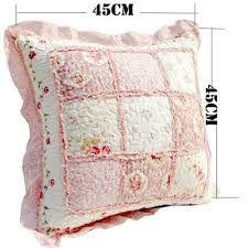 Resultado de imagem para almofadas em patchwork