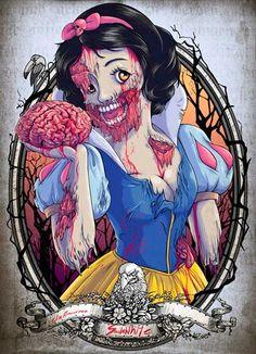 Zombies-Disney-Princesses-SnowWhite