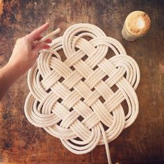 Old Knots Do New Tricks with Full Time Crafter Michelle...
