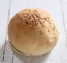 vegane Burger-Brötchen mit Astra