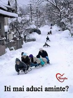 Childhood in Romania. I Am Canadian, Winter Wonder, Let It Snow, Nature Pictures, Life Is Beautiful, Romania, Places To Go, Nostalgia, Childhood