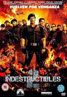 Los Indestructibles 2 online latino 2012 VK