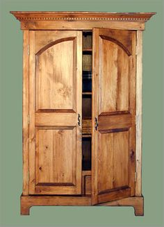 Our Beautifully Crafted, Oversized Colonial Inspired Armoire Is Built To  Last. Made In The USA In Solid Pine And Available In Many Stain Or Paint  Finishes.