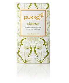 Pukka Herbs Organic Herbal Cleanse Tea