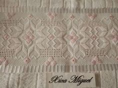 Types Of Embroidery, Learn Embroidery, Modern Embroidery, Embroidery Patterns, Bookmark Craft, Ancient Persia, Drawn Thread, Hardanger Embroidery, Cross Patterns