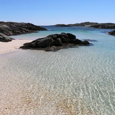 Isle of Coll, Hebrides, Scotland by Ann-Marie Edmondson