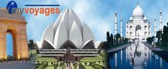 My voyage India arranges taj mahal tours from delhi and we plan a complete north India tour packages to make your trip more exiting and simpler. Delhi Jaipur Agra tour package is one of best north India tour packages.