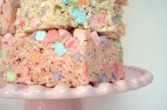 Looking for Rice Krispies Treats Recipes? Check out this amazing collection of over 50 fabulous recipes for Rice Krispies Treats.