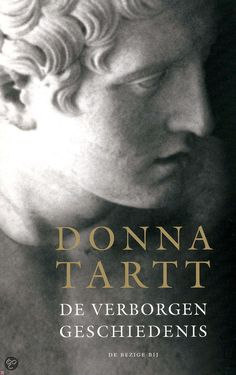 De verborgen geschiedenis Donna Tartt