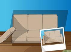 Cómo retapizar un sofá: 12 pasos (con fotos) - wikiHow