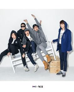 WINNER - NII Spring Collection 2015