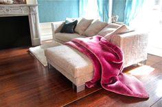 how to make this miniature sofa