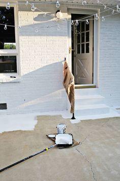Post: DIY – Pinta el suelo de tu terraza --> blog diy deco, cambiar el suelo…