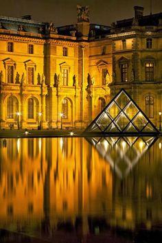 Louvre, Paris. Deseando volver...