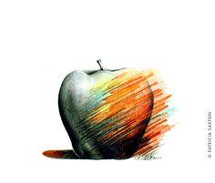 apple.strokes Patricia Saxton