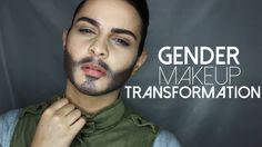 Gender Makeup Transformation