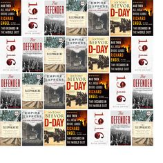 """Wednesday, March 16, 2016: The Charleston Library Society has one new bestseller and five other new books in the History section.   The new titles this week include """"And Then All Hell Broke Loose: Two Decades in the Middle East,"""" """"1916: A Global History,"""" and """"The Defender: How the Legendary Black Newspaper Changed America."""""""