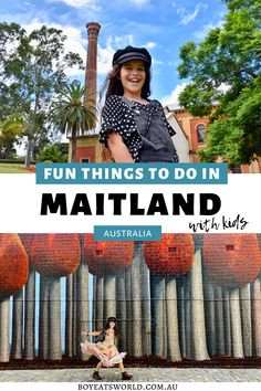 Are you looking for fun things to do in Maitland, Australia with kids? Discover alll the best of what to do in Maitland with kids, including where to eat, sleep, and more! I what to do in kids in Maitland I activities in Australia I Australia travel I things to do in Australia I where to go in Australia I places to go in Australia I things to do with kids in Australia I things to do with kids in Maitland I Australia travel tips I family travel in Australis I #Australia #familytravel #Maitland Toddler Travel, Travel With Kids, Family Travel, Australia Travel Guide, Visit Australia, Visit New Zealand, New Zealand Travel, Road Trip With Kids, Family Road Trips