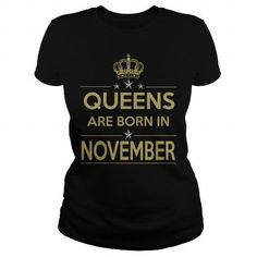 Make this funny birthday in month gift saying  born in november born in november  as a great for you or someone who born in November Tee Shirts T-Shirts Legging Mug Hat Zodiac birth gift