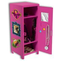Schylling Girl Talk Locker with Magnets www.mamadoo.com.au #mamadoo #moneyboxes #treasureboxes