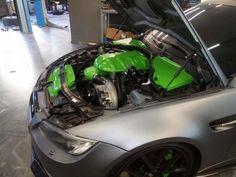 Ess tuning BMW M3 e92