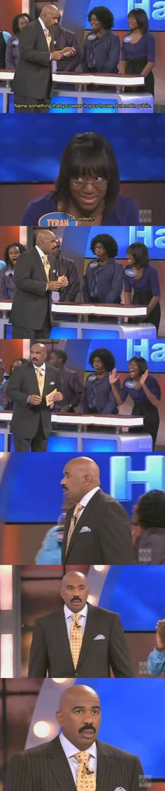 Steve Harvey Has Had Enough