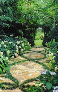 ABSOLUTELY LOVE THIS GARDEN PATH More