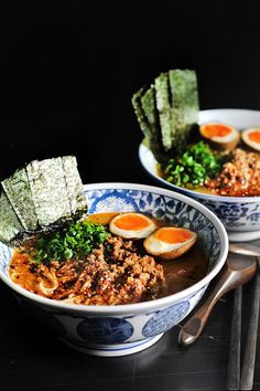 spicy miso ramen - express