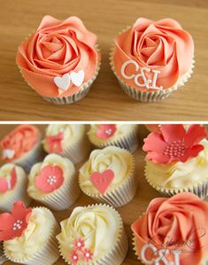 Coral Wedding Cakes | the services we offer for your wedding day, take a look at Our Wedding ...