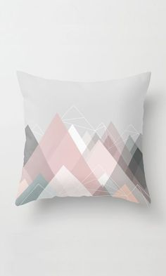 Graphic 105 Throw Pillow More