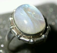 I would love an unusual ring like this when I get engaged!