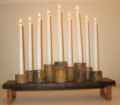 court of honor candles