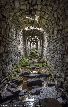 High on the moors to the north of Grassington in Yorkshire are an extensive area of ruins that once formed an important lead mining… Old Buildings, Abandoned Buildings, Abandoned Places, Abandoned Castles, Haunted Places, Abandoned Mansions, Places To Travel, Places To See, House Of Beauty