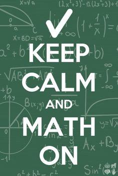 Seems strange but i love math...so far! I'm only in geometry....):