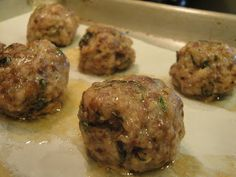 Cooking for Crohn's Disease: Italian Meatballs Crohns Disease Diet, Crohn's Disease, Low Fiber Foods, Coffe Recipes, Crohns Recipes, Endive Recipes, Jucing Recipes, Mackerel Recipes, Specific Carbohydrate Diet