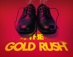 """Check out new work on my @Behance portfolio: """"Old School Poster - The Gold Rush"""" http://be.net/gallery/47987945/Old-School-Poster-The-Gold-Rush"""